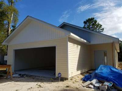 tallahassee Single Family Home For Sale: 4589 Rice Drive