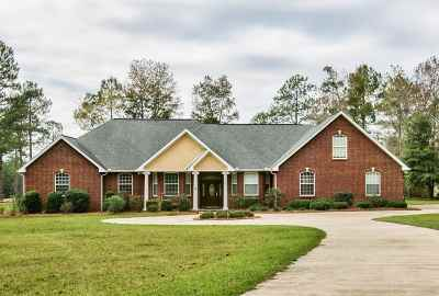 Tallahassee Single Family Home For Sale: 1322 Turkey Roost Ct