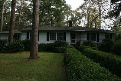 Tallahassee Single Family Home For Sale: 5701 Thomasville Road