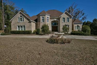tallahassee Single Family Home For Sale: 2029 Cantigny Way