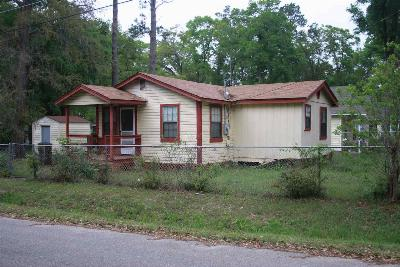 tallahassee Single Family Home For Sale: 422 Alpha