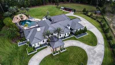 tallahassee Single Family Home For Sale: 3677 Phipps Point Rd