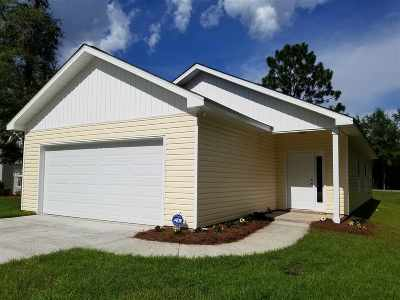 tallahassee Single Family Home For Sale: 4585 Rice Drive