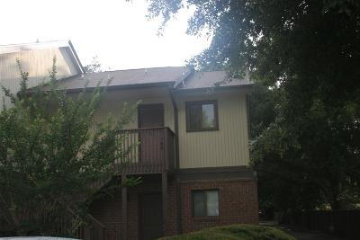 tallahassee Condo/Townhouse For Sale: 216 Dixie Drive #B8