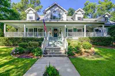 Gadsden County Single Family Home For Sale: 1215 Havana
