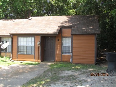 tallahassee Condo/Townhouse For Sale: 1522 Levy #1