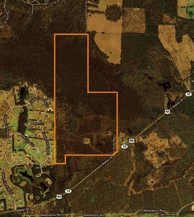 Lloyd, Tallahassee, Monticello, Lamont, Quincy, Havana, Wacissa, Crawfordville, Woodville Residential Lots & Land For Sale: 10660 Mahan Drive