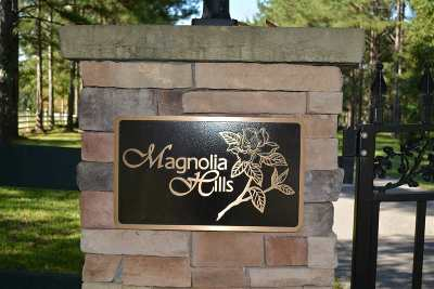 Residential Lots & Land For Sale: 9100 Magnolia Hill Drive