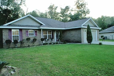 Midway Single Family Home For Sale: 352 Monroe Creek