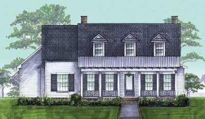 Tallahassee Single Family Home Back On Market: Xxx Millstone Plantation