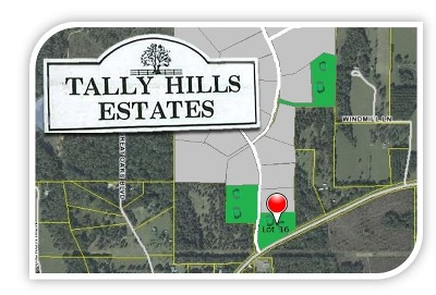 Monticello Residential Lots & Land For Sale: Xxx Tally Hills Court
