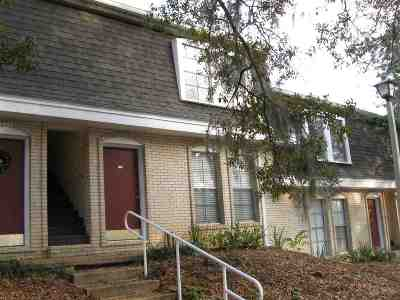 tallahassee Condo/Townhouse For Sale: 2020 Continental Ave - 236 #236