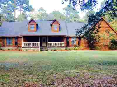 tallahassee Single Family Home For Sale: 21450 Blazing Star Lane