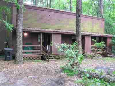 Tallahassee FL Multi Family Home Back On Market: $139,900