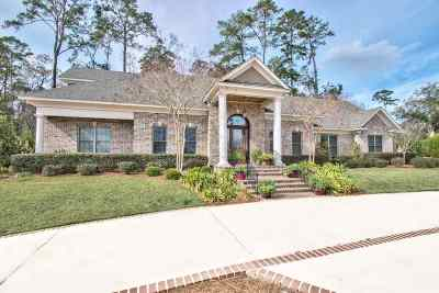 Tallahassee Single Family Home Back On Market: 2020 Marne