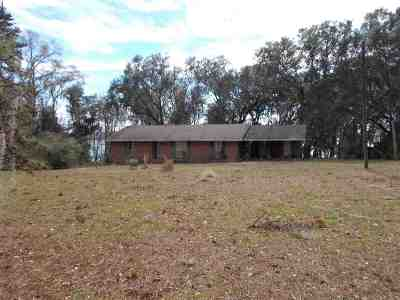 Gadsden County Single Family Home For Sale: 647 Tindel