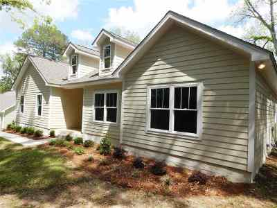 tallahassee Single Family Home For Sale: Xxx Gatlin Rd