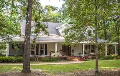 Crawfordville Single Family Home For Sale: 385 Oakwood