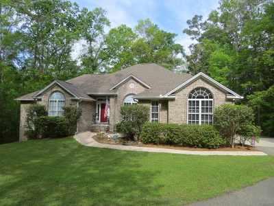Gadsden County Single Family Home For Sale: 3375 Tallavana