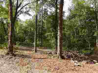 Tallahassee FL Residential Lots & Land For Sale: $80,000