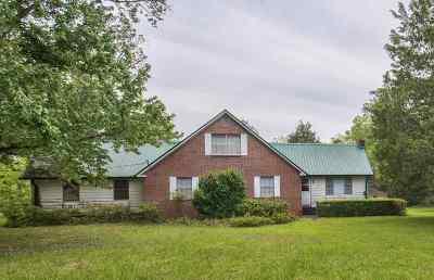 Gadsden County Single Family Home For Sale: 1687 Concord-Bainbridge