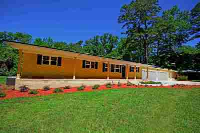 Tallahassee Single Family Home For Sale: 3308 W Lakeshore Drive