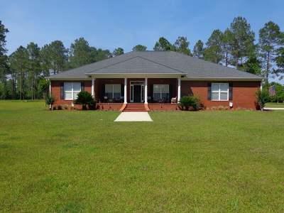 Gadsden County Single Family Home For Sale: 890 Dogwood Drive