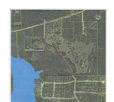 Monticello, Tallahassee, Quincy, Havana, Wacissa, Lamont Residential Lots & Land For Sale: Taylor Road