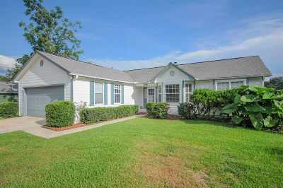 tallahassee Single Family Home For Sale: 6717 Donerail Trail