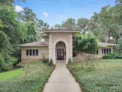 tallahassee Single Family Home For Sale: 2167 Miller Landing Road