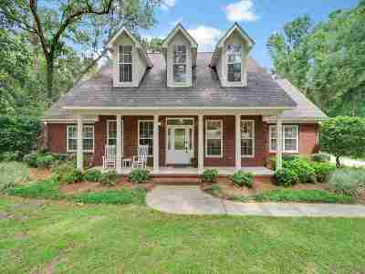 Baker Place Single Family Home For Sale: 5990 Colonel Scott