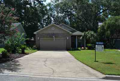 tallahassee Single Family Home For Sale: 2997 Stony Brook