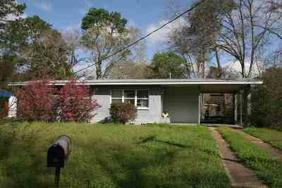 Apalachee Ridge Single Family Home For Sale: 902 Apache Street
