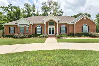 Tallahassee Single Family Home For Sale: 4567 Hillwood