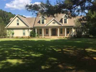Tallahassee Single Family Home For Sale: 8854 Faithful Trace