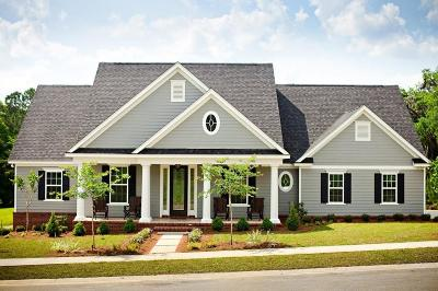 Crawfordville Single Family Home For Sale: 19 Daffodil