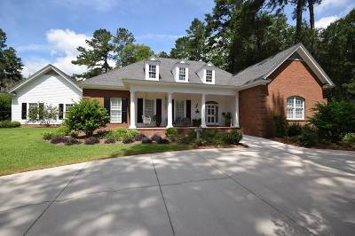 Tallahassee Single Family Home For Sale: 2514 Harriman Cir