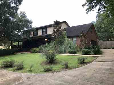 tallahassee Single Family Home For Sale: 2702 Masterson Lane