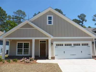 tallahassee Single Family Home For Sale: 8749 Greenridge
