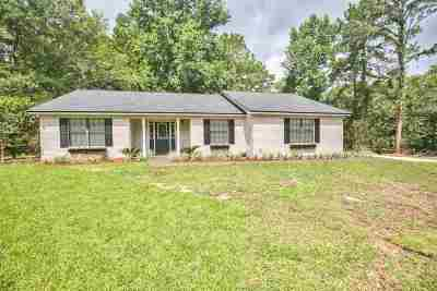 tallahassee Single Family Home For Sale: 2972 Teton Trail