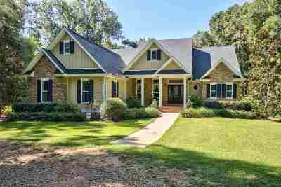 Tallahassee Single Family Home Contingent: 3523 Kimmer Rowe