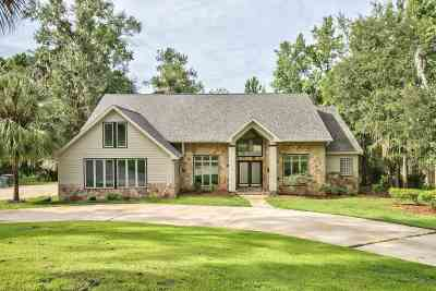 Tallahassee Single Family Home For Sale: 1001 Summerbrooke