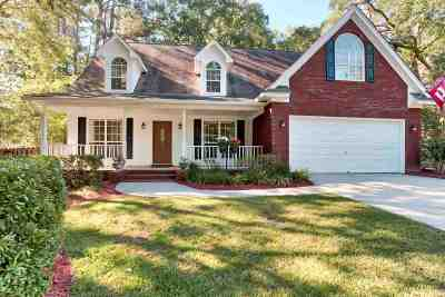 Killearn Lakes Single Family Home For Sale: 2612 Sadie Ln
