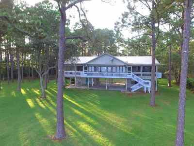 Franklin County Single Family Home For Sale: 2456 Hwy 98