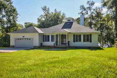 Tallahassee Single Family Home For Sale: 1149 Williams Landing Rd