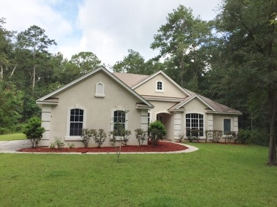 Tallahassee Single Family Home For Sale: 6264 Shady Ln