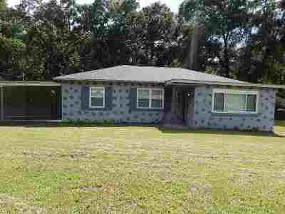 Tallahassee Single Family Home For Sale: 4001 Cates