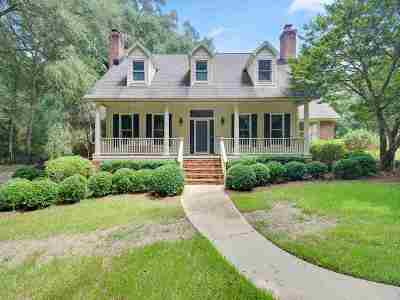 Tallahassee Single Family Home For Sale: 4571 High Grove Rd