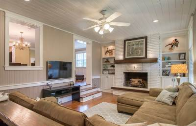 Tallahassee Single Family Home Contingent: 2203 Trescott Dr