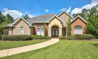 Tallahassee Single Family Home New: 2679 Wharton Cir